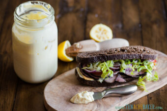 the best homemade mayonnaise recipe